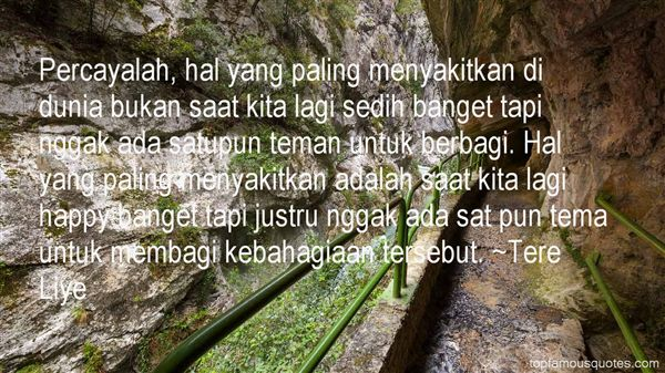 Quotes About Teman