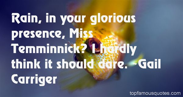 Quotes About Temminnick