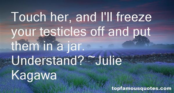 Quotes About Testicles
