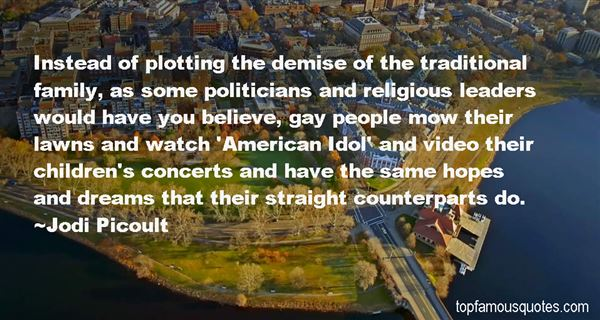 Quotes About The Demise Of America
