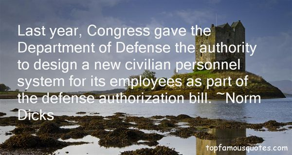 Quotes About The Department Of Defense
