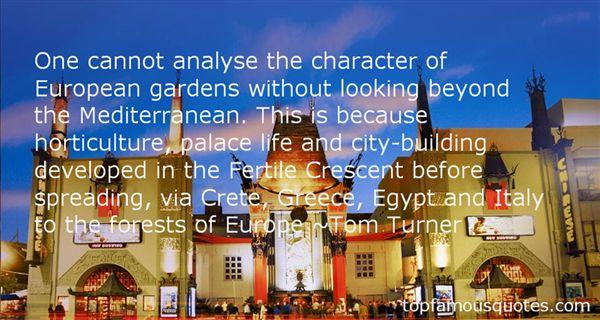 Quotes About The Fertile Crescent