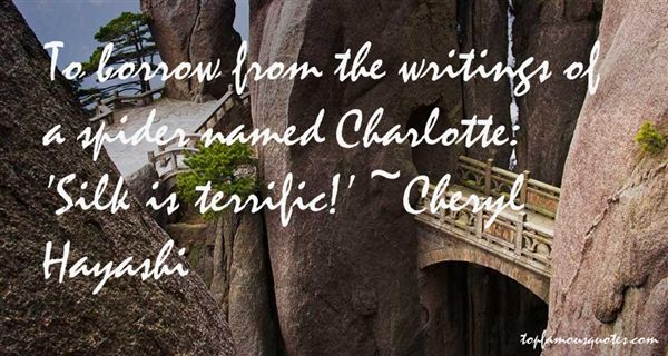 Quotes About The Name Charlotte