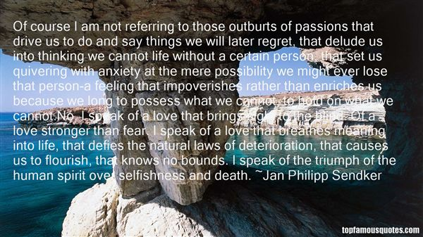 Quotes About The Triumph Of The Human Spirit