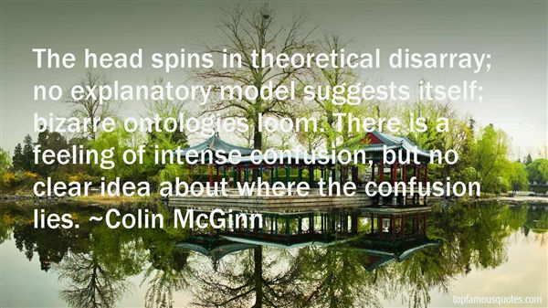 Quotes About Theoretical