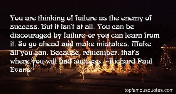 Quotes About Thinking Ahead