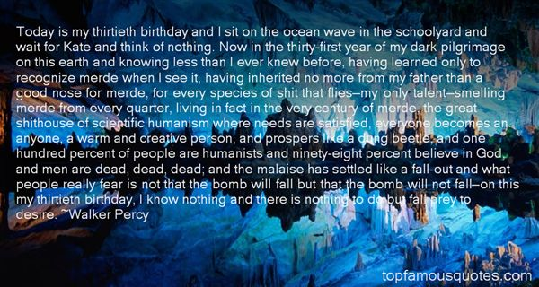 Quotes About Thirty Birthday