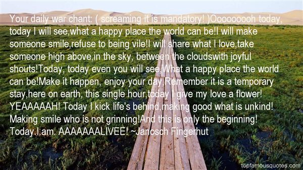 Quotes About Today Being A Good Day