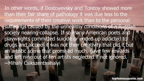Quotes About Tolstoy Russia