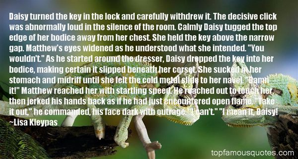 Quotes About Tom And Daisy