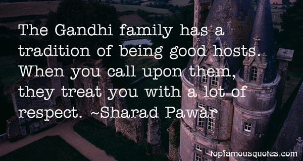 Quotes About Tradition Being Good