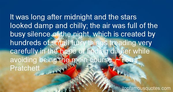Quotes About Treading