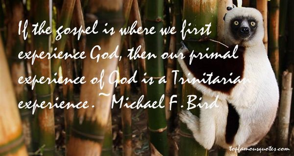 Quotes About Trinitarian