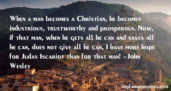 Quotes About Trustworthy Man
