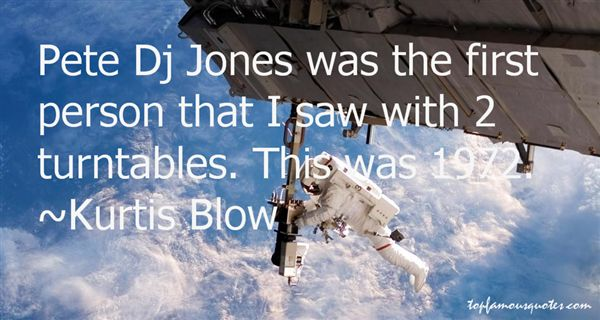 Quotes About Turntables