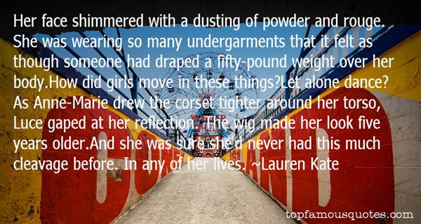 Quotes About Undergarments