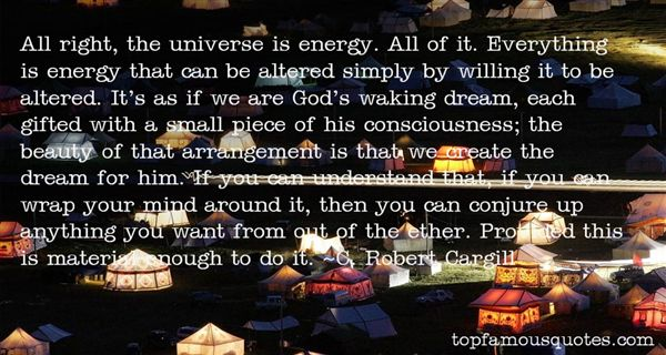 Quotes About Universe Energy