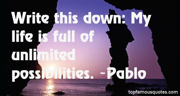Quotes About Unlimited Possibilities