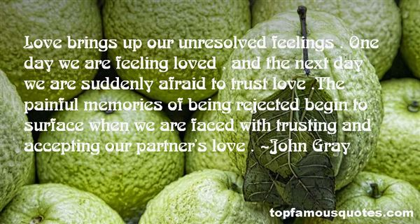 Quotes About Unresolved Love