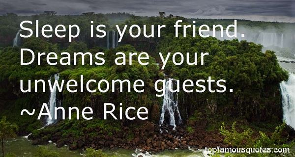 Quotes About Unwelcome Guests