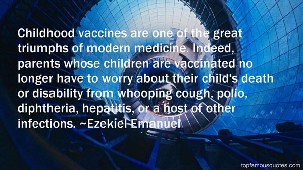 Quotes About Vaccine