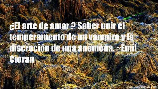 Quotes About Vampiro