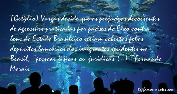 Quotes About Vargas
