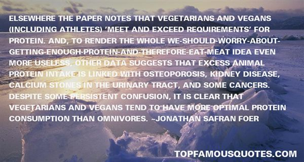 Quotes About Vegans