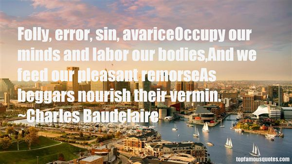 Quotes About Vermin