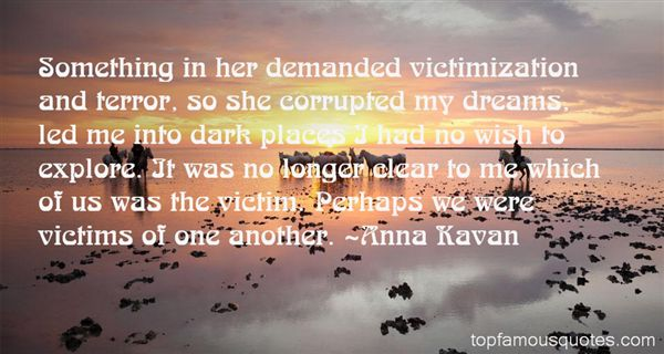 Quotes About Victimization