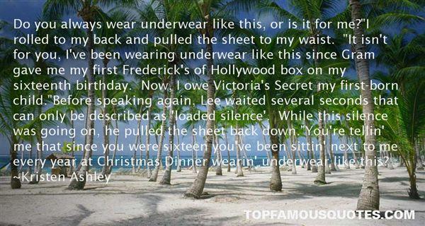 Quotes About Victoria Secret
