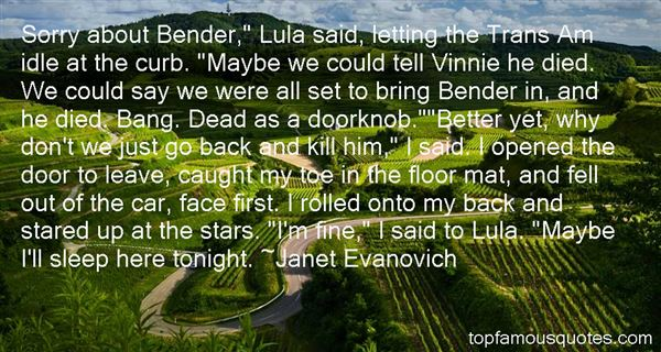 Quotes About Vinnie