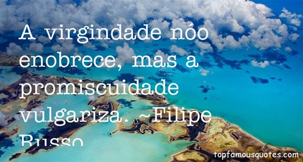 Quotes About Virgindade