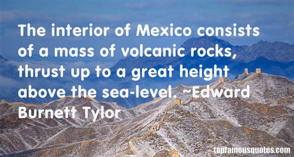 Quotes About Volcanic
