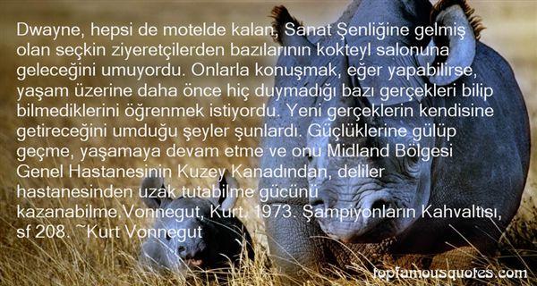 Quotes About Vonnegut