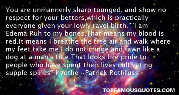 Quotes About Voth