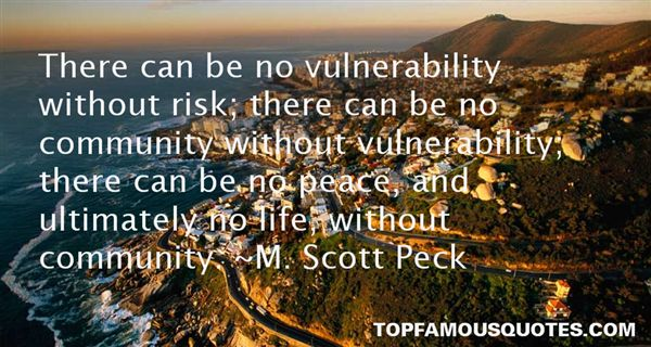 Quotes About Vulnerability