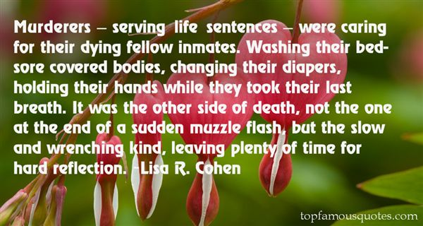 Quotes About Washing Hands