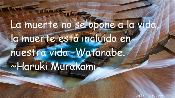 Quotes About Watanabe