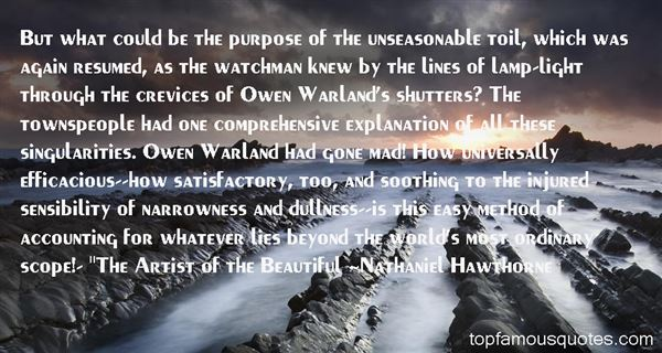 Quotes About Watchman