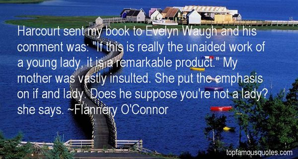 Quotes About Waugh