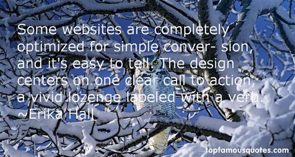 Quotes About Websites Design