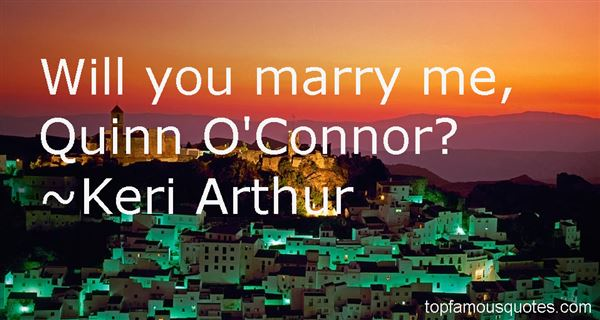 Quotes About Will You Marry Me