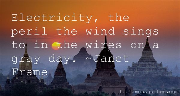 Quotes About Wires