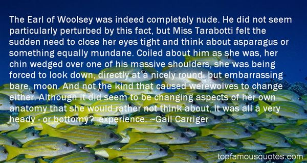 Quotes About Woolsey