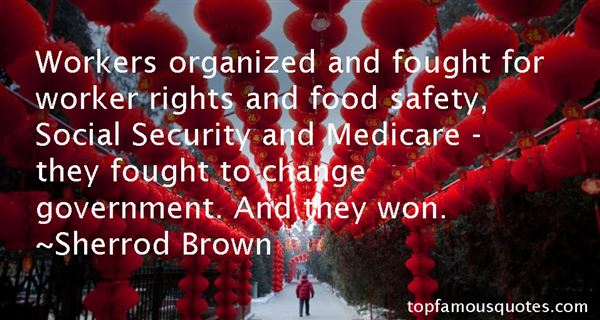 Quotes About Workers Rights