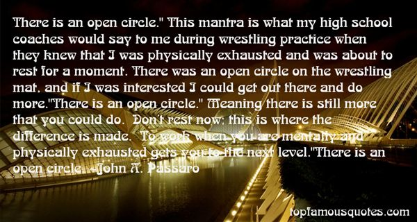 Quotes About Wrestling Practice