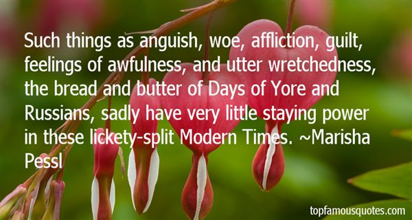 Quotes About Wretchedness