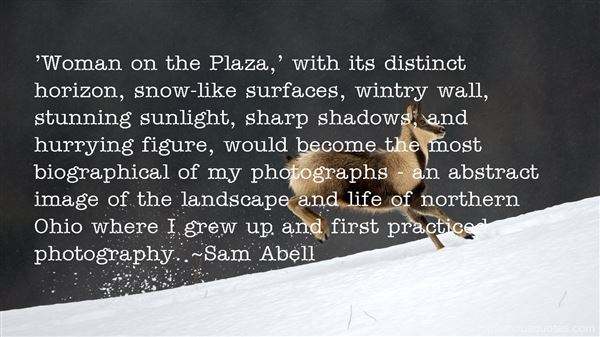 Quotes About Abstract Photography
