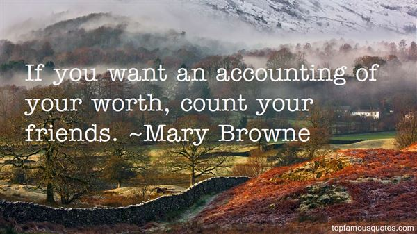 Quotes About Accounting